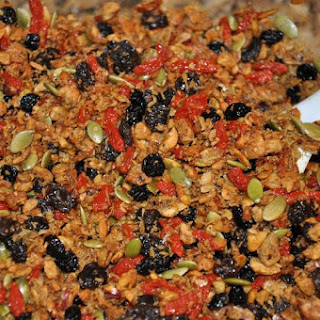 Superfruit Granola (Grain Free!)