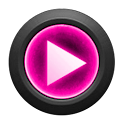 Mad Jelly Pink Poweramp Skin icon