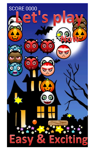 Halloween Block Game