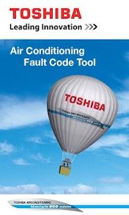 Toshiba Air Con Fault Codes