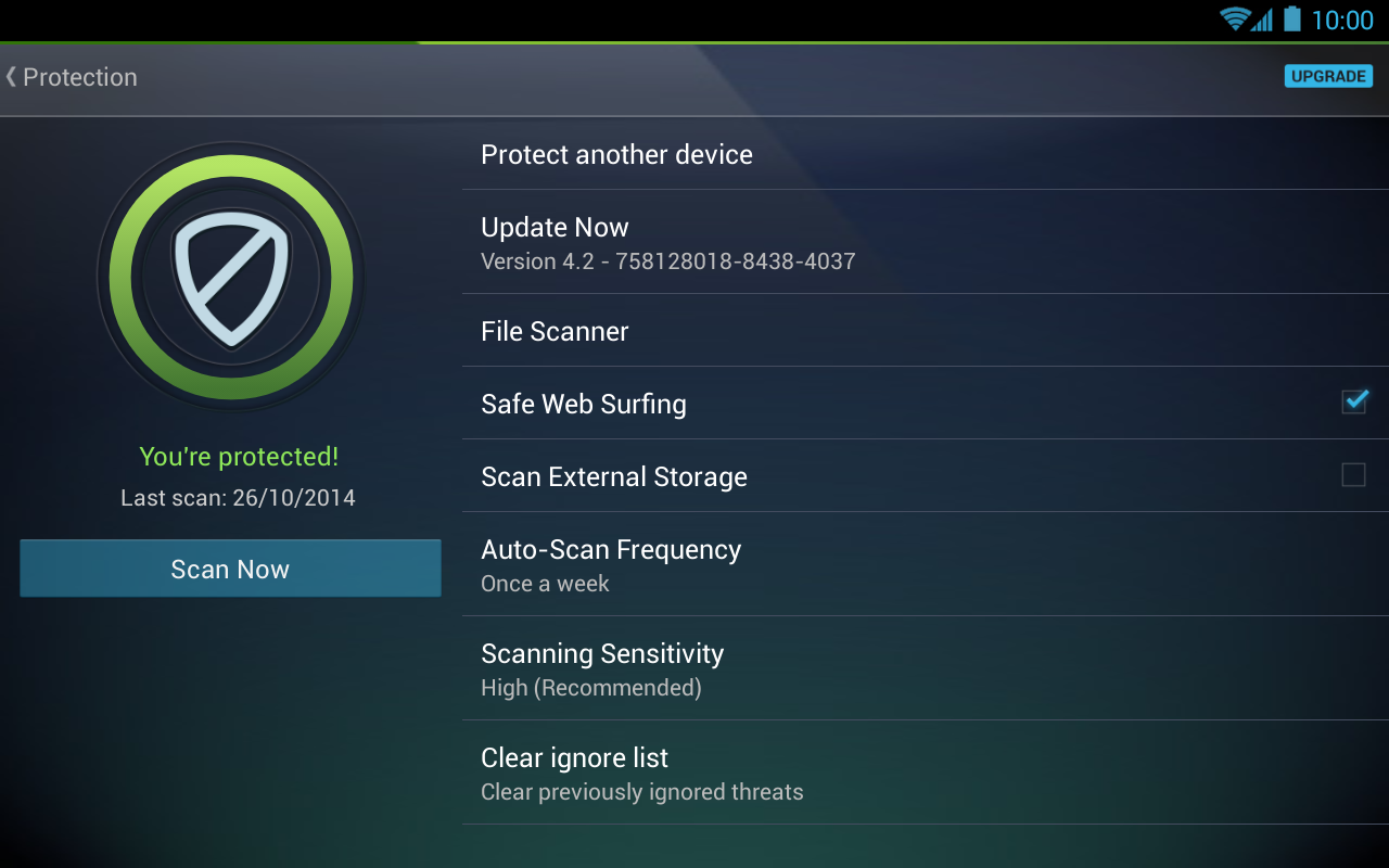 AntiVirus Security - FREE- screenshot