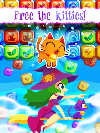 Magic Cats Journey - Match-3 1.0.1 screenshot 101711