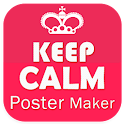 HD Keep Calm Poster Maker icon