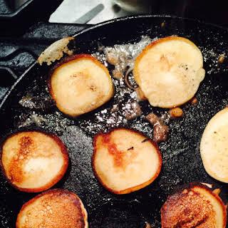 No Egg, Dollar Pancakes.