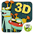 Cyberchase 3D Builder file APK for Gaming PC/PS3/PS4 Smart TV