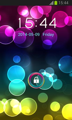 Locking Phone App Theme