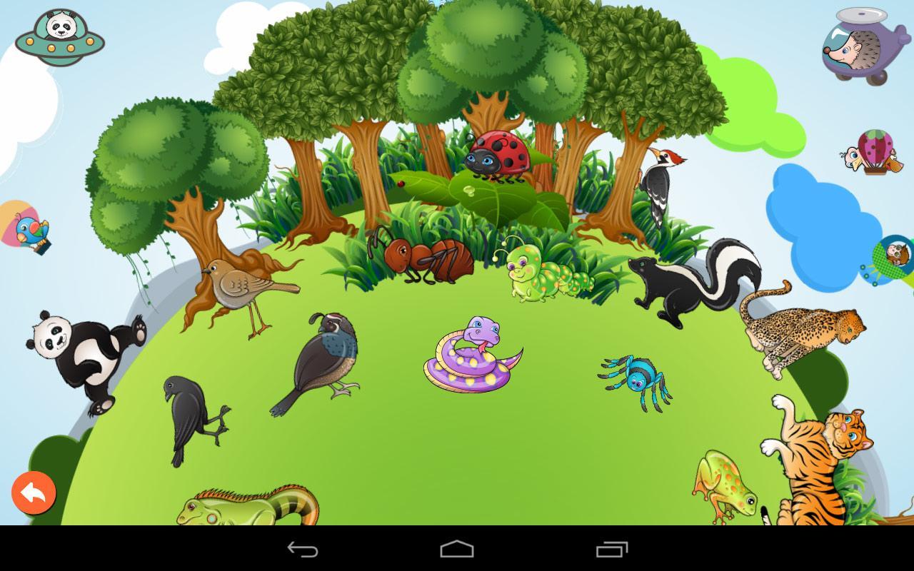 Ücretsiz Çocuk bulmaca oyunu - Google Play'de Android ...