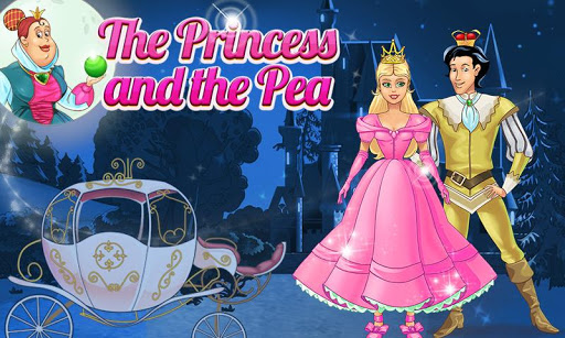 Princess and Pea Book for Kids