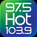 Hot 97.5/103.9 Trending Radio icon