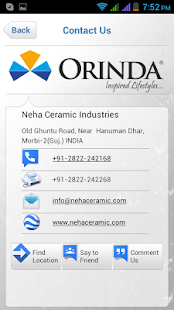 Orinda Digital Tiles - screenshot thumbnail