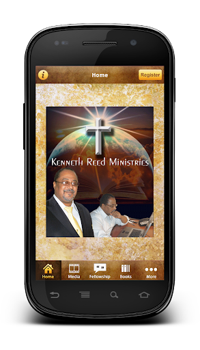 Kenneth Reed Ministries
