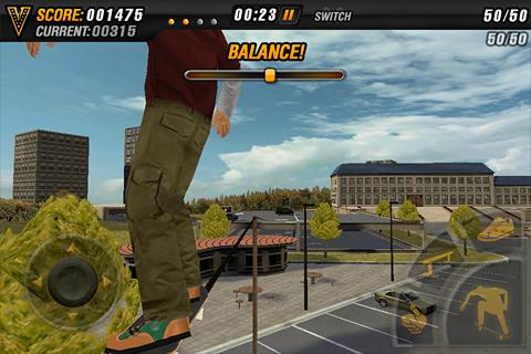 Mike V: Skateboard Party- screenshot