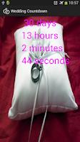 Screenshot of Wedding Countdown