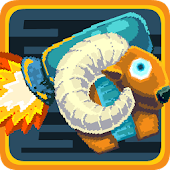 Flappy Jetpack Goat In Space
