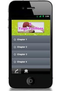 Yoga Positions Manual - screenshot thumbnail