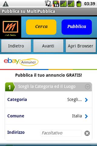 【免費購物App】Multi Pubblica-APP點子