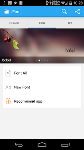 iFont(Expert of Fonts)- screenshot thumbnail