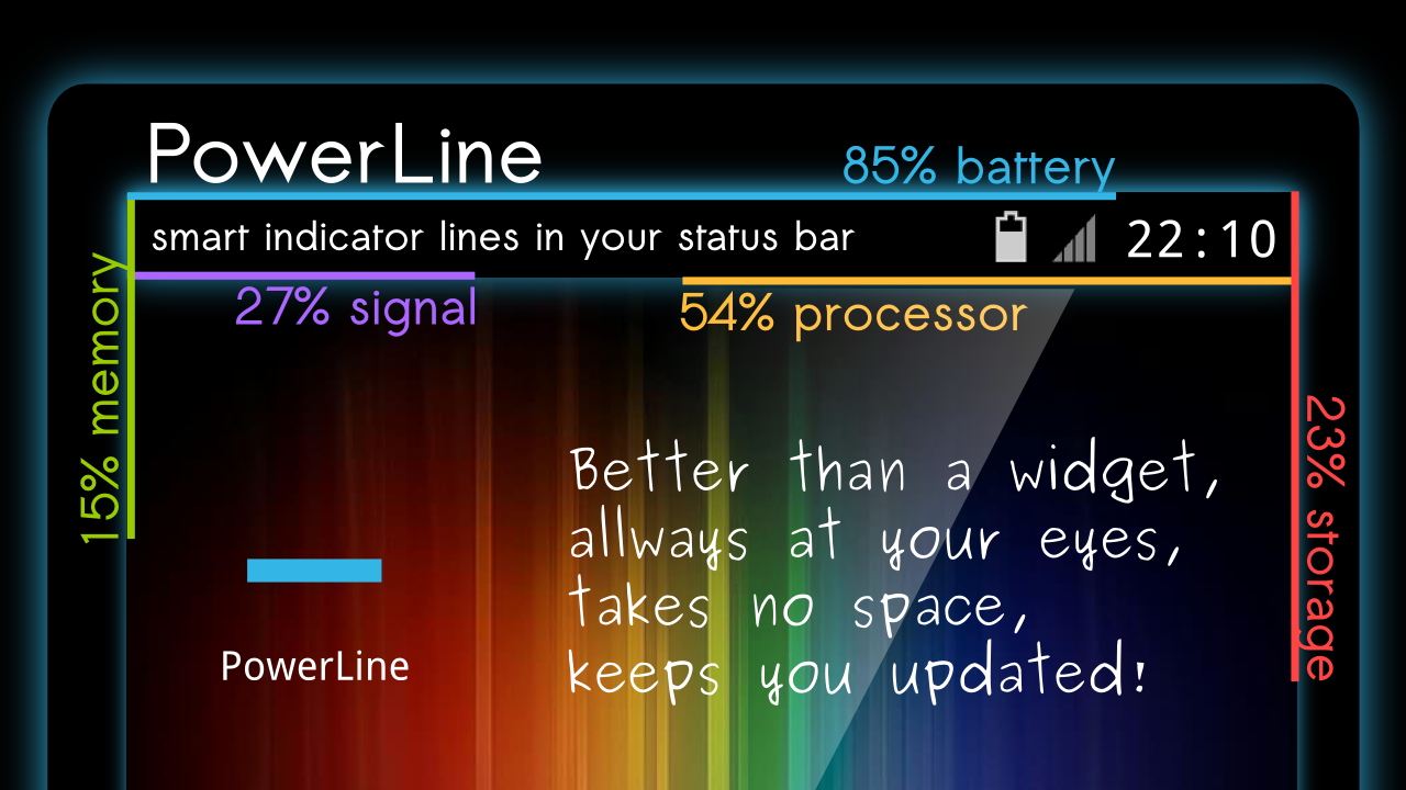 PowerLine - screenshot