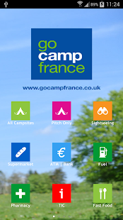 Camping France App- screenshot thumbnail
