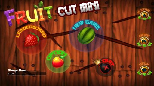 水果切開迷你3D