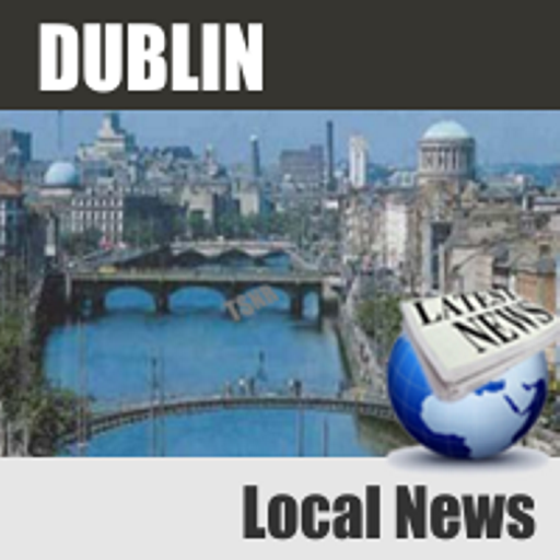 Dublin Local News LOGO-APP點子