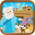 Noah's Ark Bible Story icon
