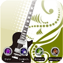 Play Guitar [SQTheme] for ADW logo