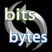 Conversor Bits Bytes