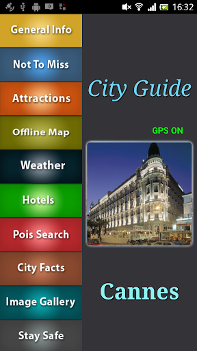 Cannes Offline Travel Guide