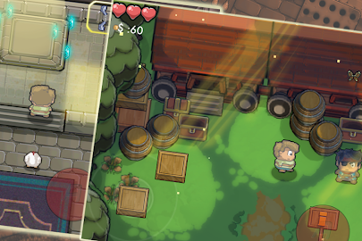 Mazes & Monsters Screenshot 2