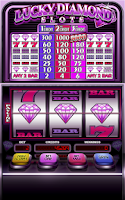 Screenshot of Lucky Diamond Slots Free