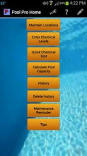 Pool Pro Home- screenshot thumbnail