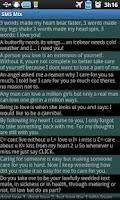 Screenshot of SMS Mix