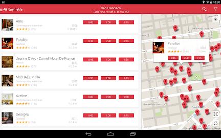OpenTable: Restaurants Near Me Screenshot 9
