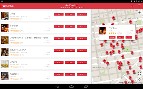 OpenTable: Restaurants Near Me Screenshot 22