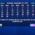 Bible Verse Calendar icon