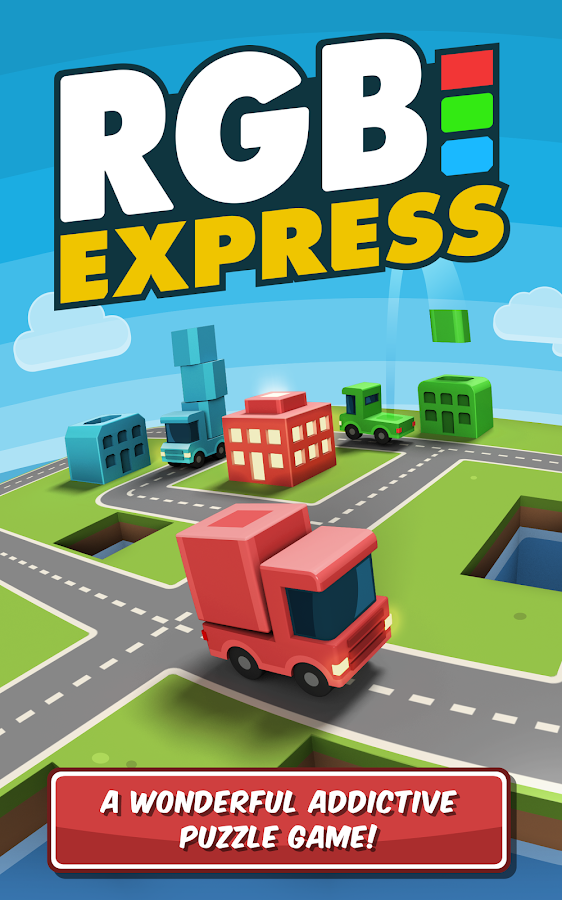 RGB Express- screenshot