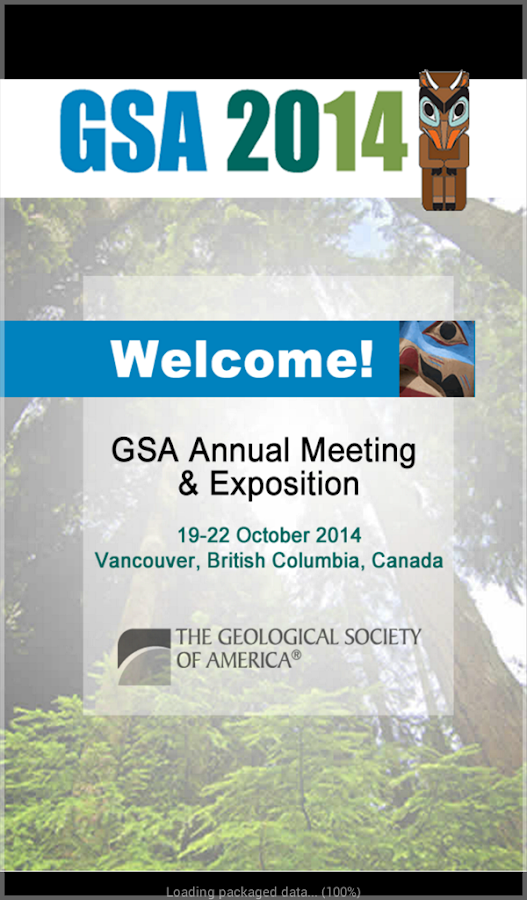 The GSA 2014 Annual Meeting- screenshot
