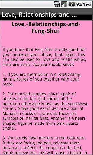 Download feng shui basics for pc for Basic feng shui principles