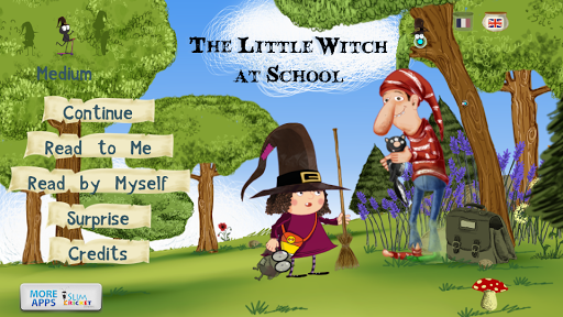 The Little Witch at... Lite
