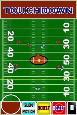 Touchdown ! - screenshot