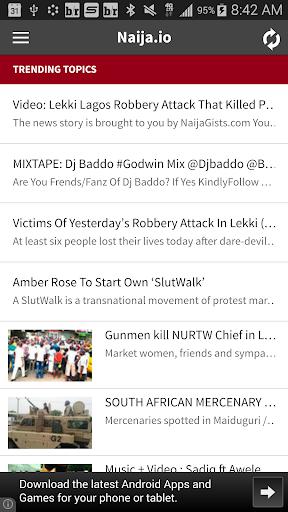 Naija.io Nigeria Blogs News