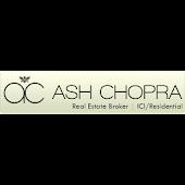 Ash Chopra Real Estate