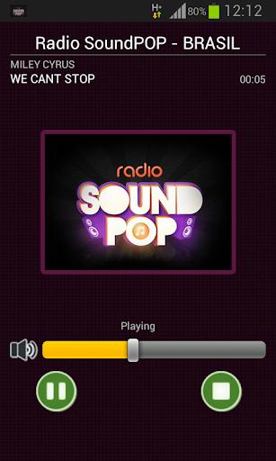 Radio SoundPOP - Brasil