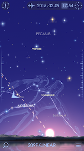 Star Walk 2 - Night Sky Guide Screenshot 1