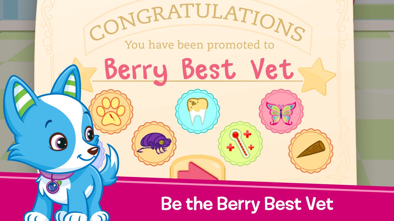Download Strawberry Shortcake Puppy Dr Apk Latest Version App For
