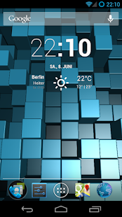 Blox Pro: Live Wallpaper- screenshot thumbnail