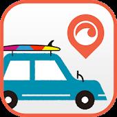 SURFING GUIDE MAP(サーフィン波情報アプリ)