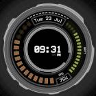 AHL Sci-Fi System Clock (Free) icon