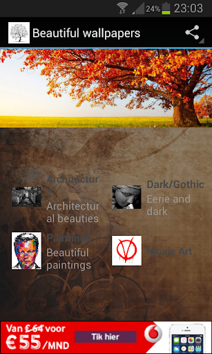 Beautiful Artistic Wallpapers